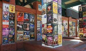 Adelaide Fringe posters