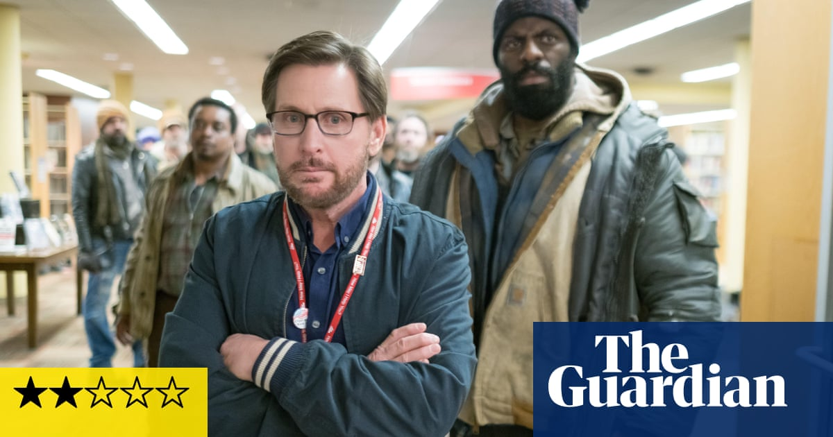 The Public review – quiet showdown in the library