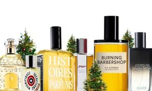 Perfume for Christmas
