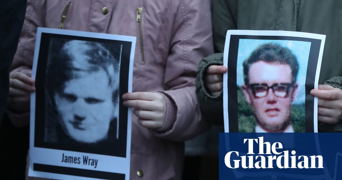 Prosecution of soldiers over Northern Ireland Troubles deaths halted