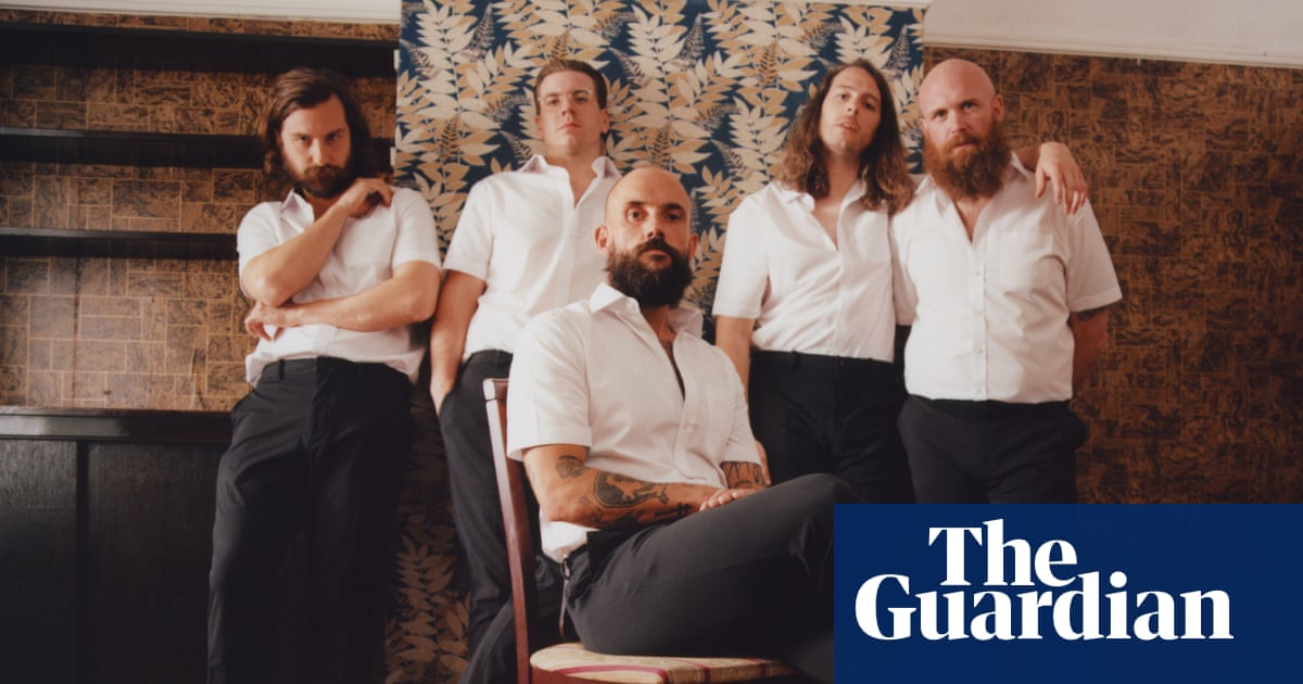 The raging return of Idles: 'We've always used violence as part of our vocabulary'