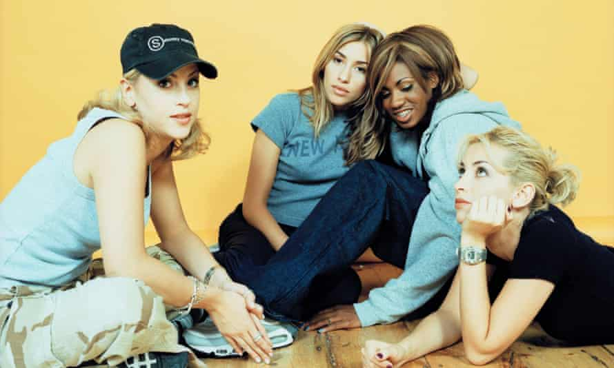 The way we were... All Saints in 1997.