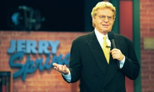 The Jerry Springer Show, which is turning 25.