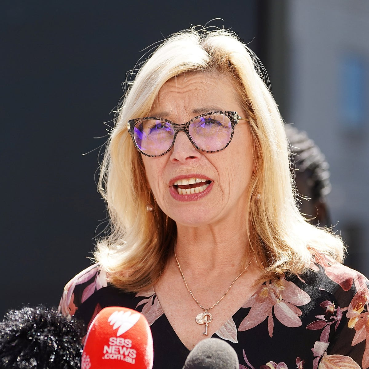 Rosie Batty 'dismayed' by decision to give Bettina Arndt an ...