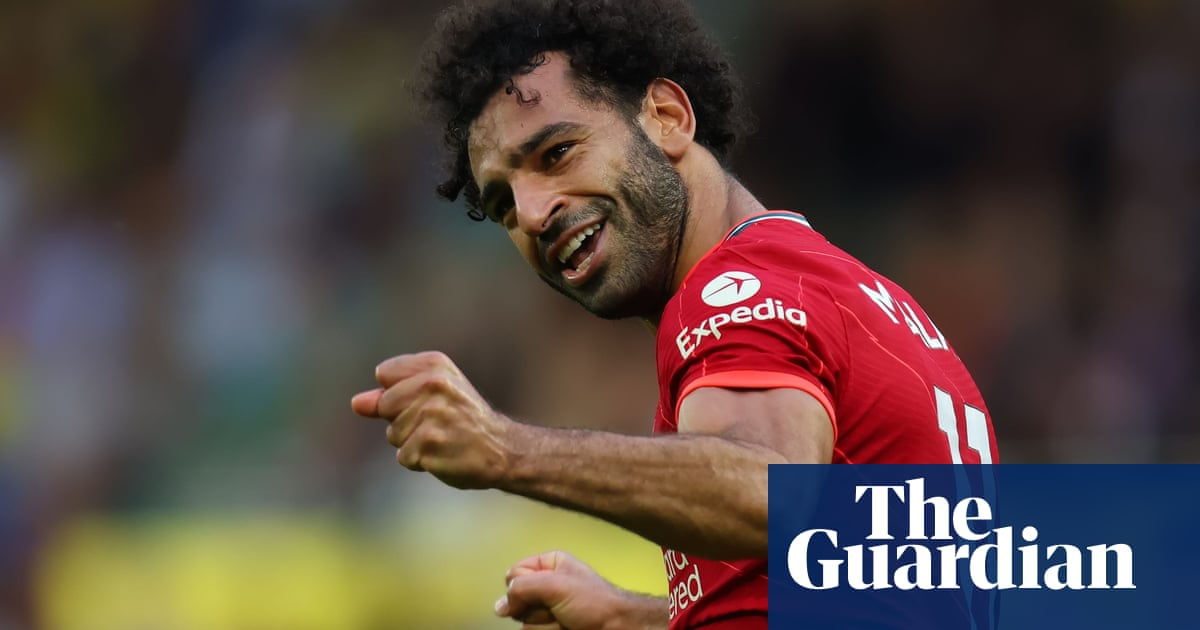 Mohamed Salah's status at Liverpool backed up by spectacular numbers