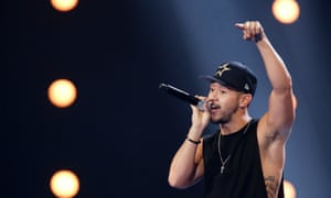 Let's Mason Noise … One of the 2015 X Factor candidates who has been eliminated.