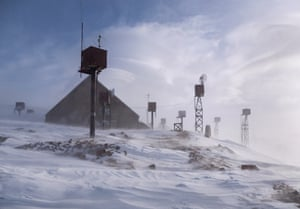 Armenia - Cosmic Ray station