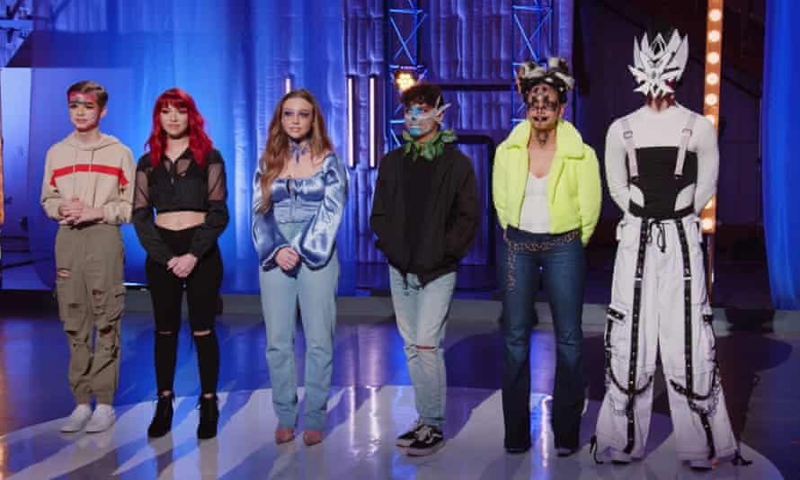 Instant Influencer contestants in their first look