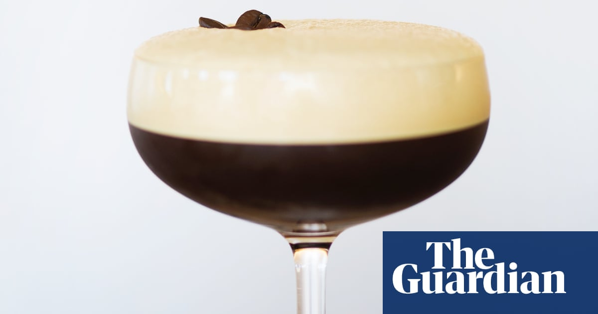 How the espresso martini became the world's most notorious cocktail