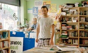 Simon Key, bookshop co-owner