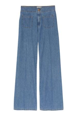 Jeans £100 sezane.com