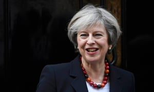 'While there are many things you could criticise May's government for, a heartfelt bravo is in order for all of this.'