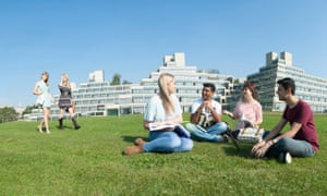 UEA's valleyside campus is home to 5,525 species.