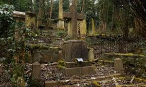 The grave of Mary Carpenter in Bristol