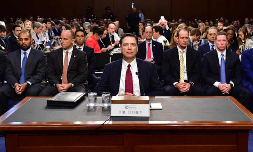 What James Comey did not say may ultimately prove as telling as what he did during his blockbuster questioning by members of the Senate intelligence committee.