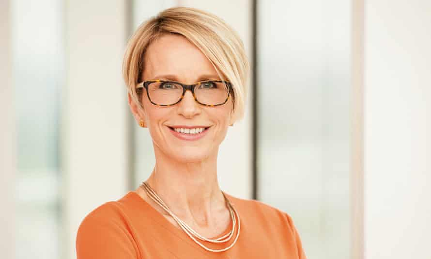 GSK's new chief executive, Emma Walmsley