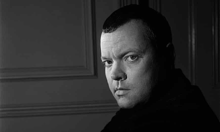 Orson Welles in 1951