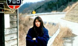 Makiko Esumi in the 1995 Kore-eda film Maborosi.