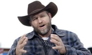 Ammon Bundy and other protesters were arrested.