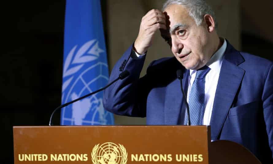Ghassan Salamé