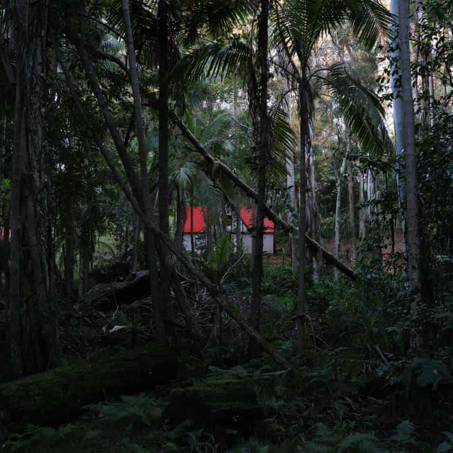 A small house in the bush at Fantasy Glades