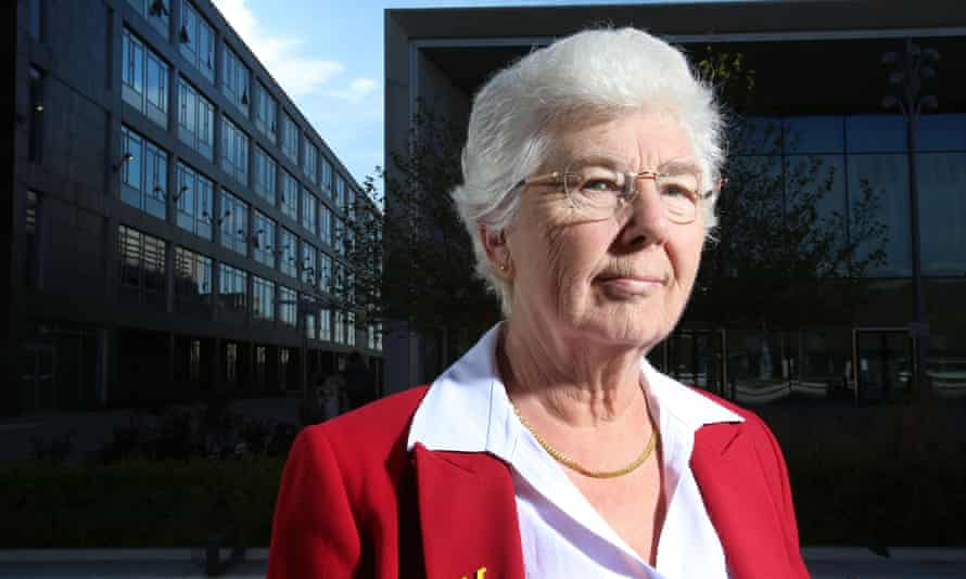 Ros Jones, directly elected mayor of Doncaster.