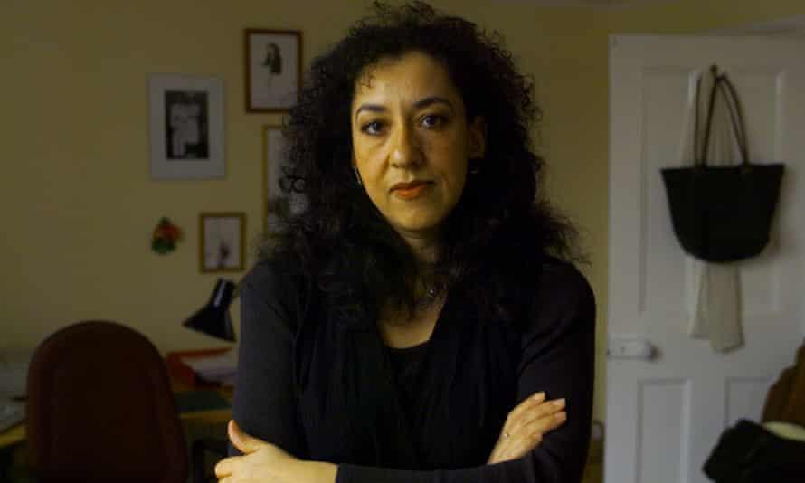 Gregarious recluse: Andrea Levy.