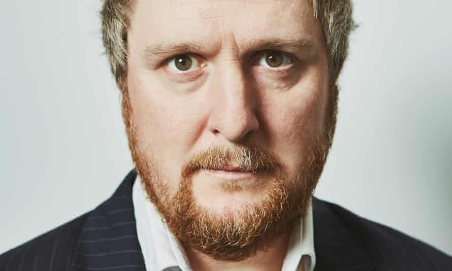 'I like to squeeze the last drips of beer from the weekend': Tim Key.