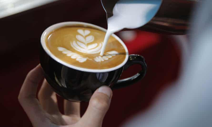The findings supported other studies showing the health benefits of drinking coffee.