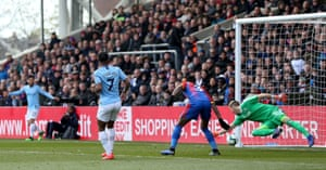Sterling scores City's second.