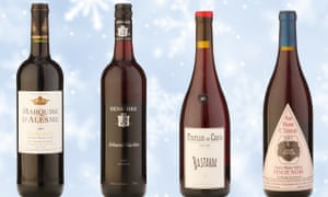 Red wines over £20