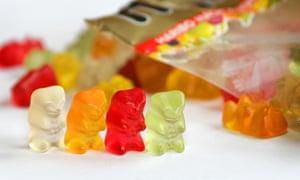 Haribo's gummy bears.