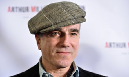 Daniel Day-Lewis in 2016. The actor has announced his retirement.