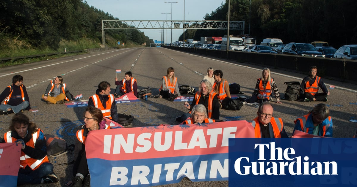 Climate activists face prison for blocking M25 after injunction granted