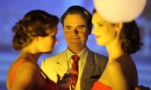 0rry-Kelly as played by actor Darren Gilshenan in Women He's Undressed