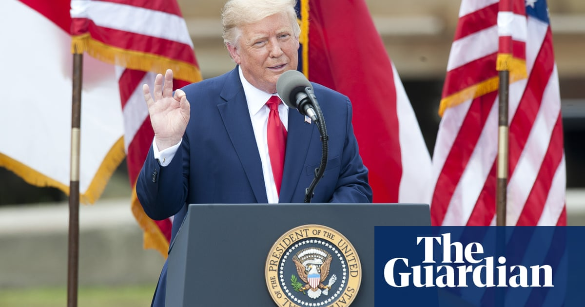 Trump says North Carolinians should vote twice – despite it being illegal – The Guardian