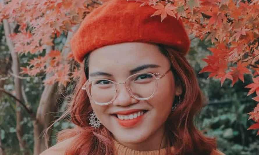 Stella Quang, 20 años, estudiante en Deakin