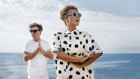 Australian dance act Sneaky Sound System