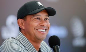 Tiger Woods was speaking at a press conference at the World Golf Championships-Mexico Championship.