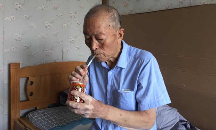 Zhang Hai, who died from coronavirus