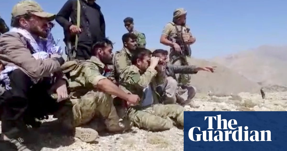 Afghanistan: resistance leader says he wants peace talks with Taliban