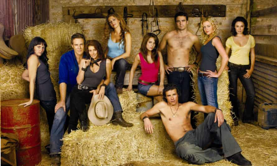 File photo of the cast of McLeod's Daughters