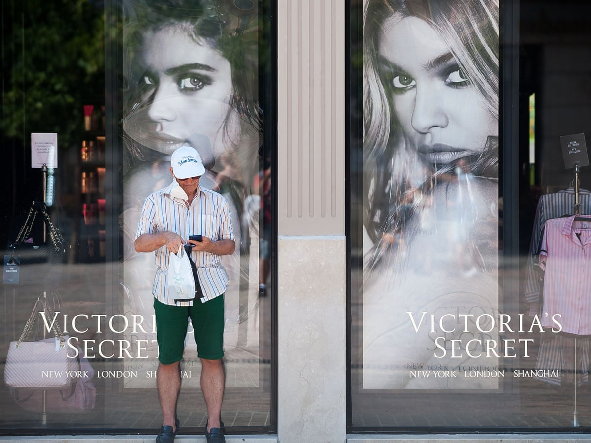 Victoria S Secret Accused Of Stealthy Copying Of Designs Fashion The Guardian