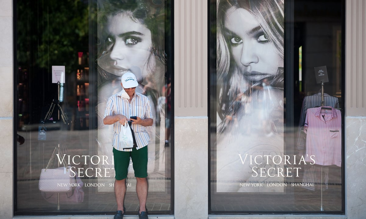 Victoria S Secret Accused Of Stealthy Copying Of Designs Lingerie The Guardian