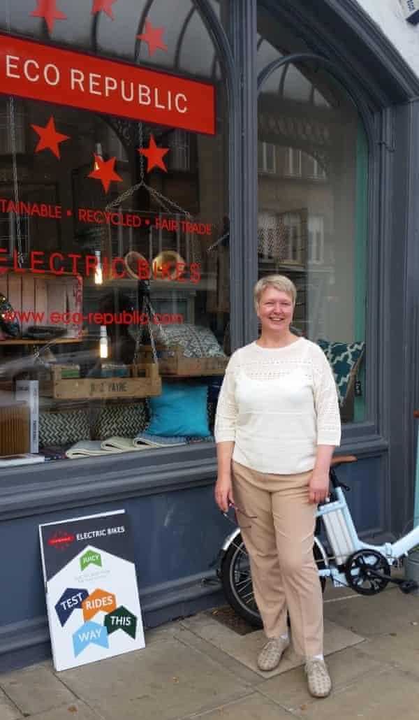 Susan Wright of Eco Republic.