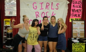 Girls Rock Boston