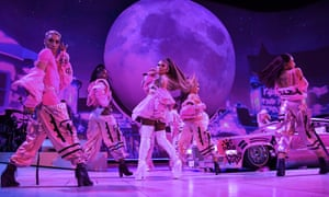 Ariana Grande: released her album Thank U, Next just six months after Sweetener.
