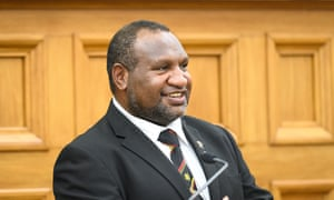 James Marape government in Papua New Guinea approved around US$8m of funds to address the impact of Covid-19.