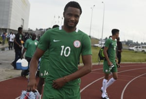 Mikel John Obi remains influential for Nigeria no matter that he is now a China-based 30-year-old.