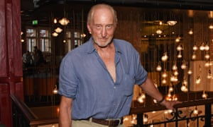 Charles Dance: 'the British no longer make the best TV in the world'